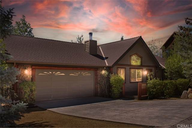 446 Fallen Leaf Road, Big Bear, CA 92315 (#PW21190137) :: Corcoran Global Living