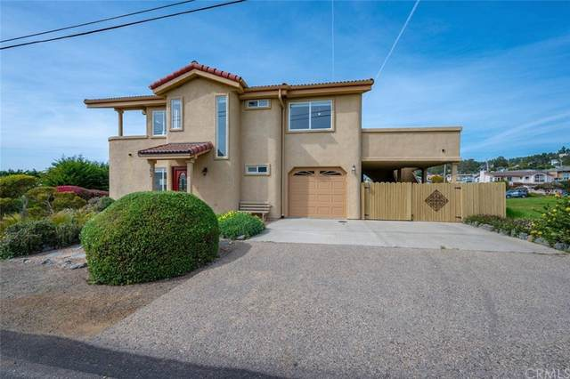 303 Jean Street, Cambria, CA 93428 (#SC21190407) :: A|G Amaya Group Real Estate