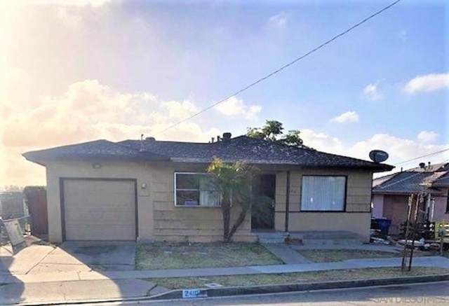 2410 Ridge View Drive, San Diego, CA 92105 (#210024621) :: Necol Realty Group