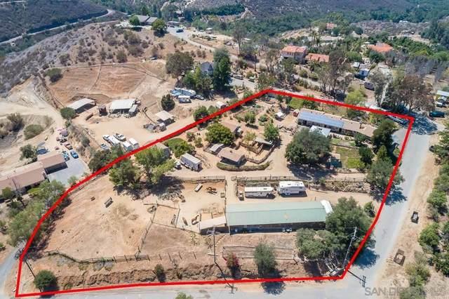 2029 Willow Glen Rd, Fallbrook, CA 92028 (#210024644) :: Murphy Real Estate Team