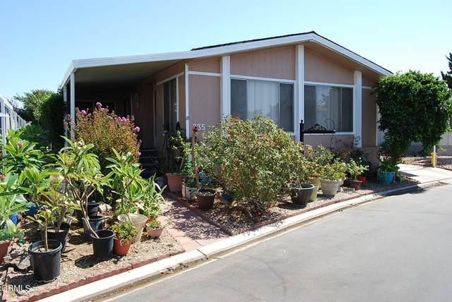 250 E Telegraph Road #335, Fillmore, CA 93015 (#V1-8065) :: RE/MAX Empire Properties