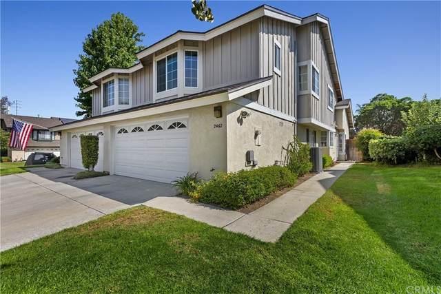 2462 Manzana Way, San Diego, CA 92139 (#SW21188892) :: Steele Canyon Realty