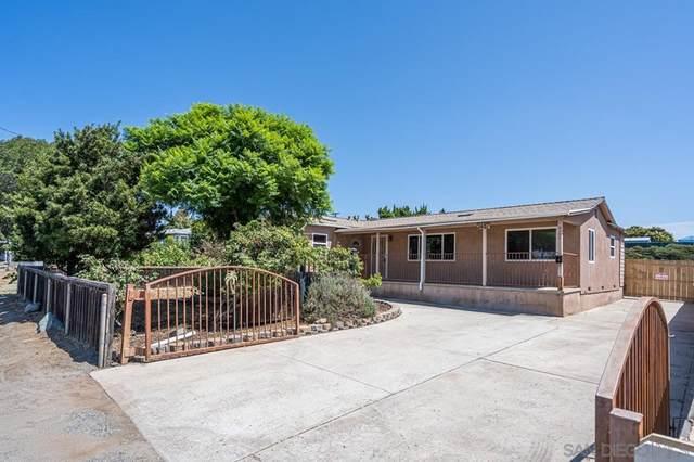 2437 Washington St, Lemon Grove, CA 91945 (#210024712) :: Steele Canyon Realty