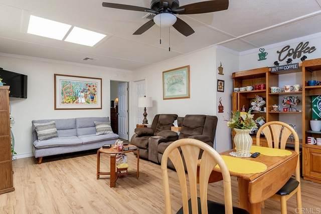 276 N El Camino Real #77, Oceanside, CA 92058 (#NDP2110125) :: Corcoran Global Living