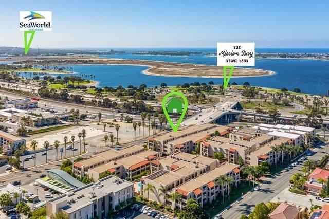 2520 Clairemont Drive #212, San Diego, CA 92117 (#PTP2106166) :: Robyn Icenhower & Associates