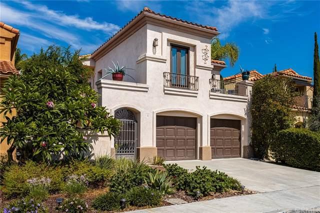41 Blazewood, Lake Forest, CA 92610 (#OC21192712) :: Berkshire Hathaway HomeServices California Properties