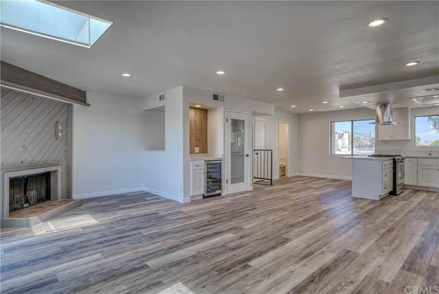 2621 E 20th Street #16, Signal Hill, CA 90755 (#PW21193310) :: Blake Cory Home Selling Team
