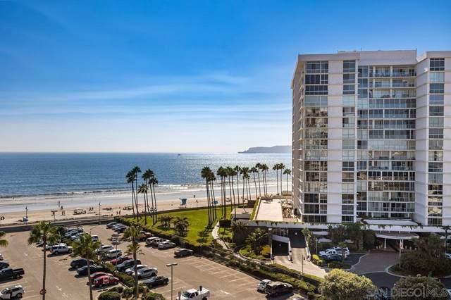 1810 Avenida Del Mundo #706, Coronado, CA 92118 (#210024941) :: RE/MAX Empire Properties