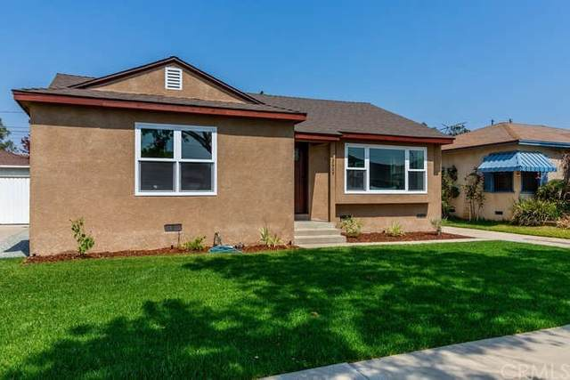 3609 Allred Street, Lakewood, CA 90712 (#PW21192960) :: Jett Real Estate Group