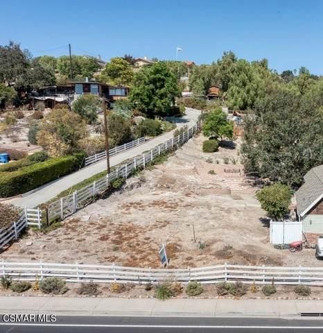 1973 Hillcrest Drive, Thousand Oaks, CA 91362 (#221004850) :: Corcoran Global Living