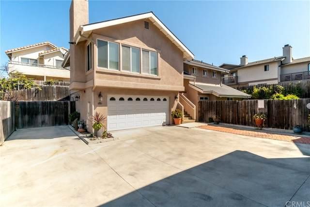 260 N 14th Street, Grover Beach, CA 93433 (#NS21194481) :: The Kohler Group