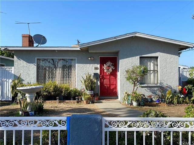 3141 E Sawyer Street, Long Beach, CA 90805 (#PW21194718) :: Steele Canyon Realty