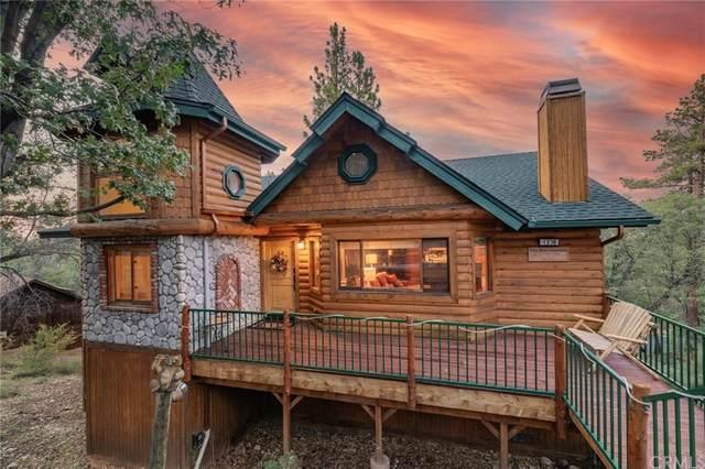 1378 La Cresenta Drive, Big Bear, CA 92314 (#PW21193505) :: Steele Canyon Realty