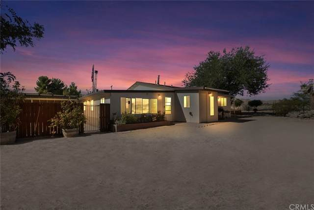31734 Purdy, Lucerne Valley, CA 92356 (#EV21194753) :: Steele Canyon Realty