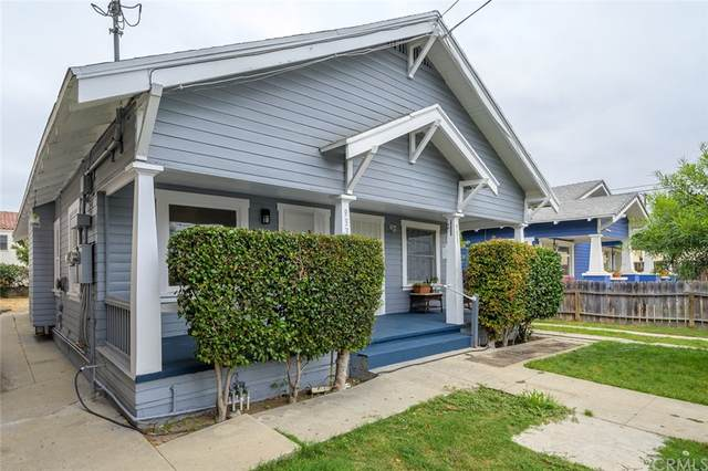 931 S Grand Avenue, San Pedro, CA 90731 (#SB21192752) :: Necol Realty Group