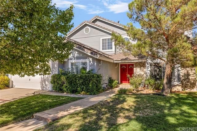 41542 Prairievista Place, Quartz Hill, CA 93536 (#SR21195266) :: Corcoran Global Living