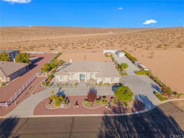 27620 River Rock Court, Helendale, CA 92342 (#CV21195476) :: Steele Canyon Realty