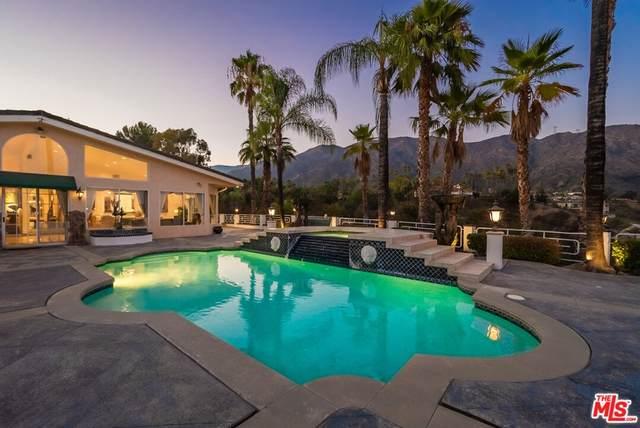 260 Mount Olive Drive, Bradbury, CA 91008 (#21779724) :: RE/MAX Empire Properties