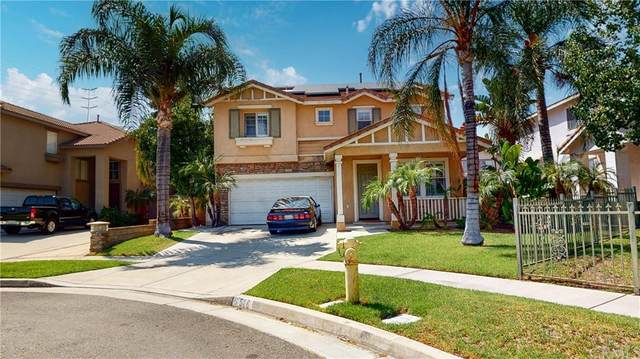 7508 Woodstream Court, Rancho Cucamonga, CA 91739 (#CV21195446) :: Mainstreet Realtors®