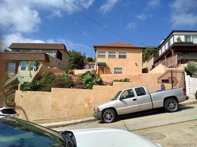 1562 Linwood, San Diego, CA 92103 (#210025253) :: Steele Canyon Realty