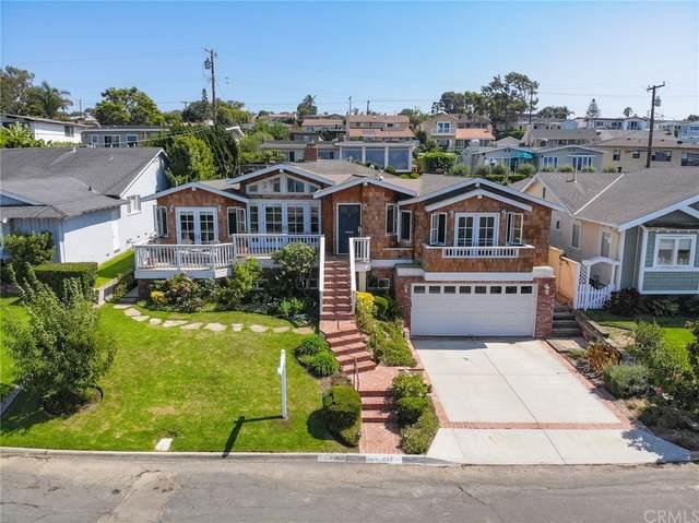 444 Calle De Castellana, Redondo Beach, CA 90277 (#SB21195627) :: Corcoran Global Living
