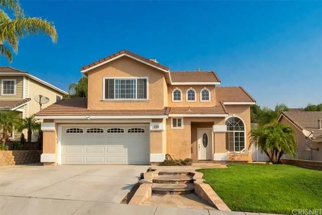 27843 Lassen Street, Castaic, CA 91384 (#SR21193082) :: Jett Real Estate Group