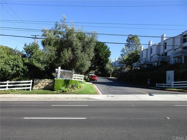 3601 W Hidden Lane #102, Rolling Hills Estates, CA 90274 (#SB21176099) :: Go Gabby