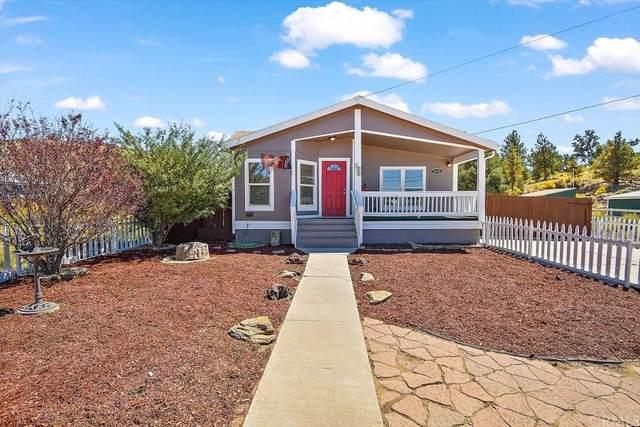 1655 Baldwin Lake Road, Big Bear, CA 92314 (#EV21195731) :: Jett Real Estate Group