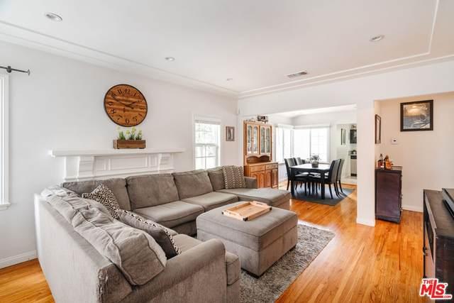 2653 S Garth Avenue, Culver City, CA 90034 (#21780132) :: Legacy 15 Real Estate Brokers