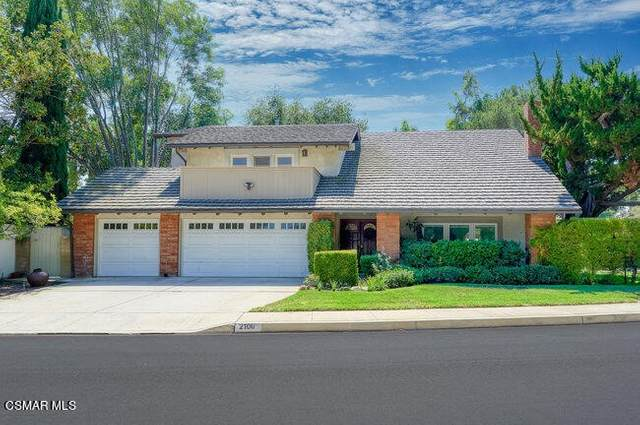 2100 Waterby Street, Westlake Village, CA 91361 (#221004884) :: Robyn Icenhower & Associates