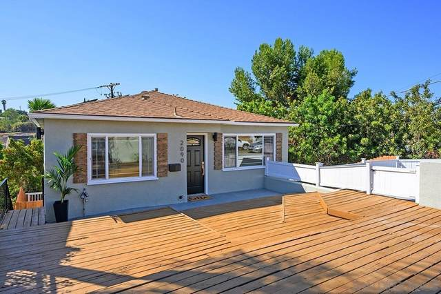 2090 Noble St., Lemon Grove, CA 91945 (#210025296) :: Steele Canyon Realty