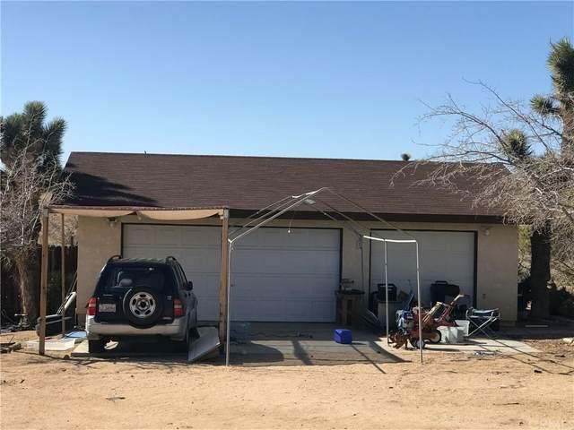 56949 Campanula Street, Yucca Valley, CA 92284 (#JT21196589) :: Millman Team