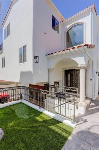 911 15th Street, Hermosa Beach, CA 90254 (#SB21196642) :: Wendy Rich-Soto and Associates