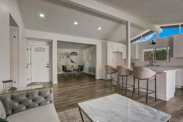 6851 50th Street, San Diego, CA 92120 (#NDP2110388) :: Steele Canyon Realty