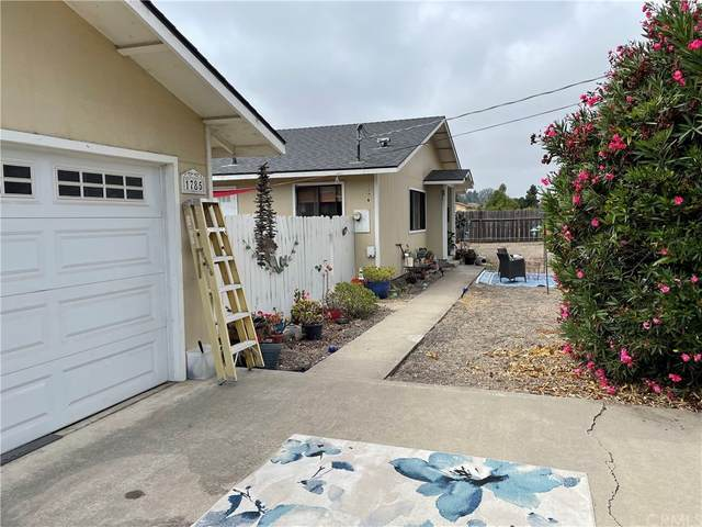 1785 Los Berros Road, Arroyo Grande, CA 93420 (#PI21197058) :: Corcoran Global Living
