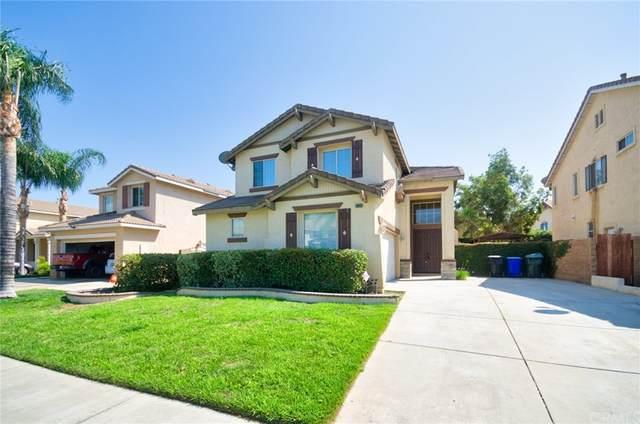 13093 River Oaks Drive, Rancho Cucamonga, CA 91739 (#TR21197222) :: Mainstreet Realtors®