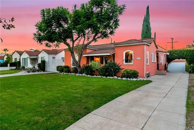 1613 Hi Point Street, Los Angeles (City), CA 90035 (#OC21194107) :: Steele Canyon Realty