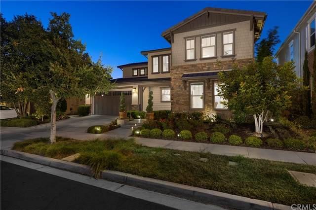 235 Compass, Irvine, CA 92618 (#OC21197627) :: Latrice Deluna Homes