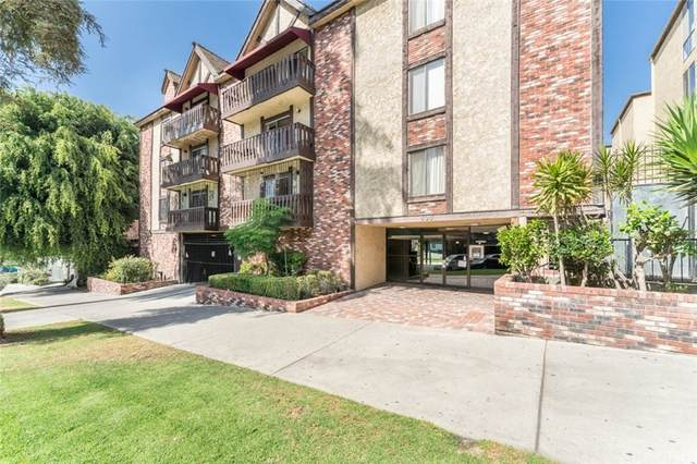 525 S La Fayette Park Place #106, Los Angeles (City), CA 90057 (#SR21198803) :: Rogers Realty Group/Berkshire Hathaway HomeServices California Properties