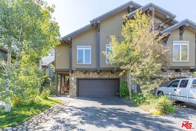 751 Fairway Circle #751, Mammoth Lakes, CA 93546 (#21781972) :: RE/MAX Empire Properties