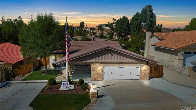 22940 Lassen Drive, Canyon Lake, CA 92587 (#SW21197417) :: RE/MAX Empire Properties