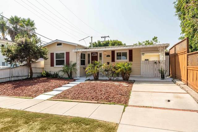 3207 Collier, San Diego, CA 92116 (#NDP2110513) :: Necol Realty Group