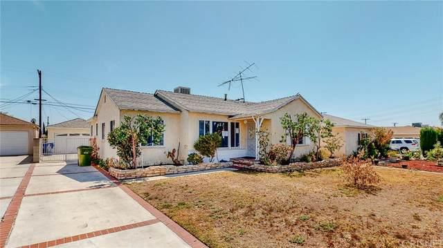 13564 Correnti Street, Arleta, CA 91331 (#SR21199110) :: Steele Canyon Realty