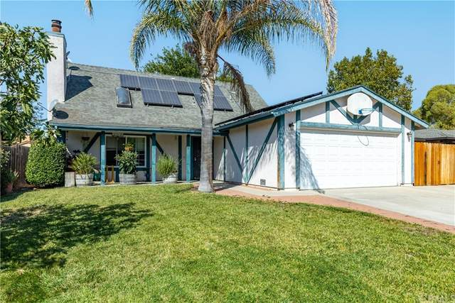 307 Veronica Drive, Paso Robles, CA 93446 (#NS21199982) :: Necol Realty Group