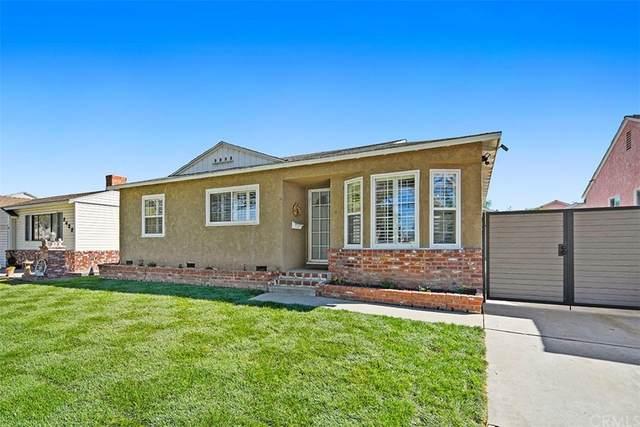 2418 Del Amo Boulevard, Lakewood, CA 90712 (#PW21182046) :: Jett Real Estate Group
