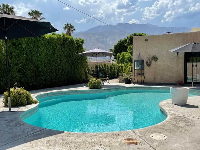 2303 E Hudson Road, Palm Springs, CA 92262 (#219067382DA) :: Jett Real Estate Group