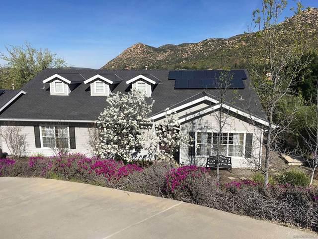 26312 Sugar Plum Way, Ramona, CA 92065 (#210025849) :: Steele Canyon Realty