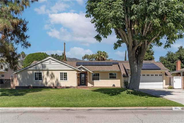 661 Sycamore Avenue, Glendora, CA 91741 (#CV21190536) :: The Marelly Group   Sentry Residential