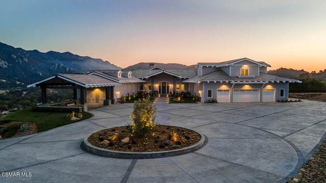 1697 W Potrero Road W, Thousand Oaks, CA 91361 (#221004987) :: Robyn Icenhower & Associates