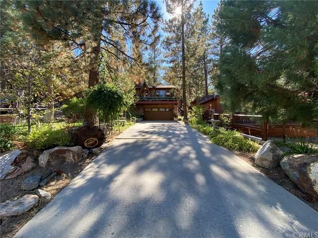 432 Temple Lane, Big Bear, CA 92315 (#OC21196897) :: Compass